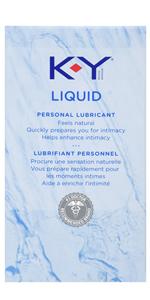 KY Liquid ...
