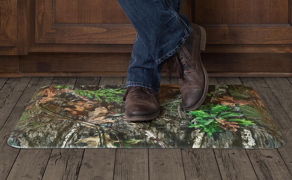 Mossy Oak Floor Mat