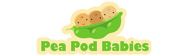 Pea Pod Babies logo
