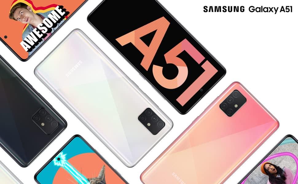 Galaxy A51 banner