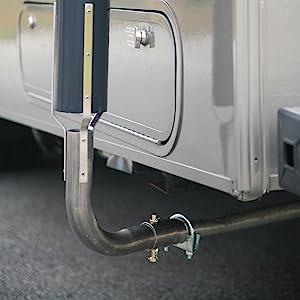 RV exhaust system; Gen-turi; RV accessories