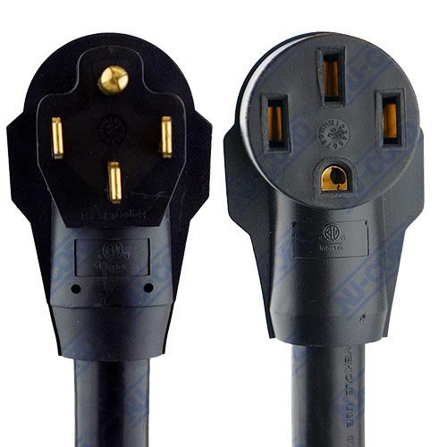 Nu Cord 94561e 50 Feet 50 Amp Rv Extension Cord Amazon Ca