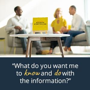 everyday business storytelling, data storytelling, business storytelling, data visualization