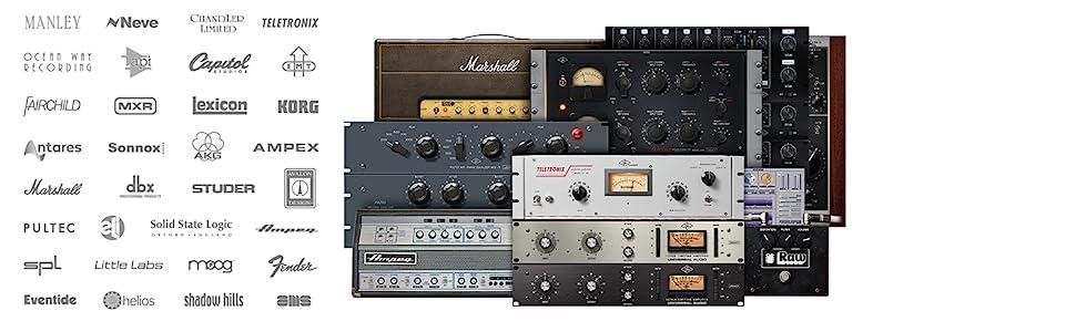 UAD, UAD plug-ins, Apollo, Universal Audio, UA