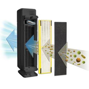 hepa air purifier, true hepa air purifier