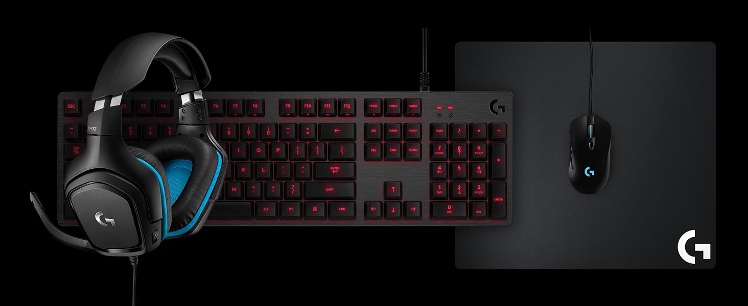 Completa tu escritorio de gaming