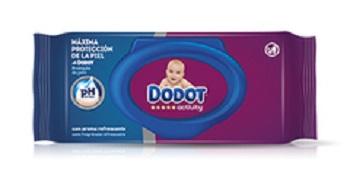 Dodot Protection Plus Activity - Pañales, Talla 4 (9-14 kg), pack de 186