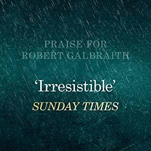Robert Galbraith, JK Rowling, Murder, Mystery, Strike
