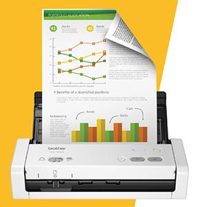 ads-1250w, scanner, portable, office, desktop,