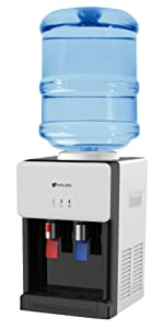 bottleless hotcold water cooler hotcold top loading water cooler countertop top loading hotcold water cooler