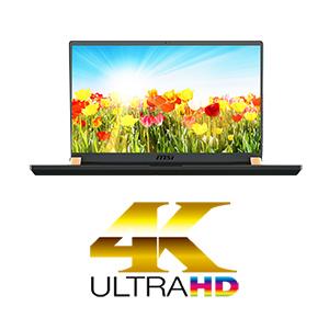 4k ultra hd ips display