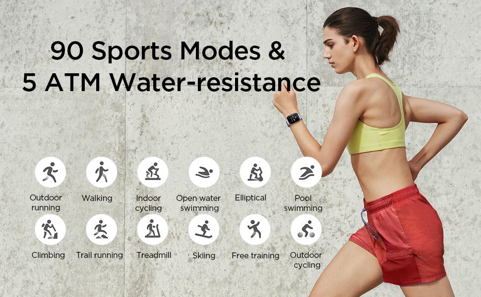 Sports Modes