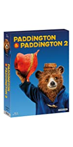 Cofanetto Paddington 1 & 2 Blu-Ray