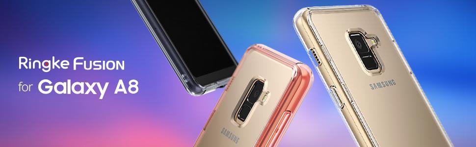 Husa Ringke Samsung Galaxy A8 2018