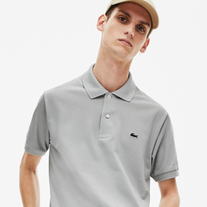 Lacoste straight-cut polo shirt