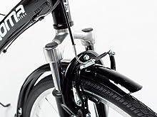 Moma Bikes Bicicleta Trekking / Paseo HYBRID 28