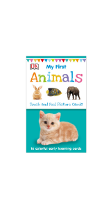 My First Animal Picture Cards