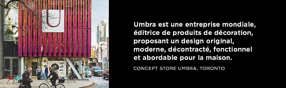 Umbra Concept Store, Toronto