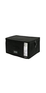 Compactor Noir Caja Rígida de Almacenaje Al Vacío, Talla M, 100 l ...