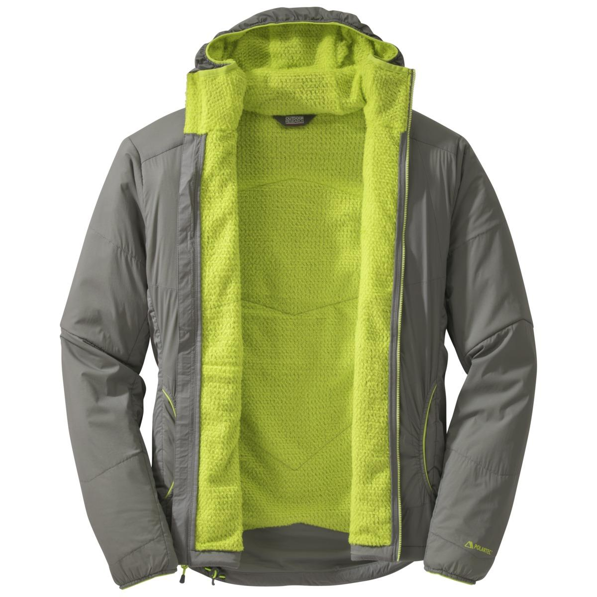 d175c2b1237 Amazon.com  Outdoor Research Men s Ascendant Hoody  Clothing