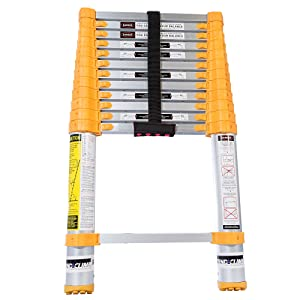 ladder, contractor ladder, telescoping extension ladder, crawl space ladder, extendable ladder