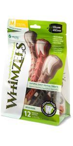 Amazon.com : Whimzees Natural Grain Free Daily Dental