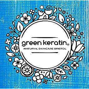 Green Keratin Hyaluronic C Perfecting Facial Cream