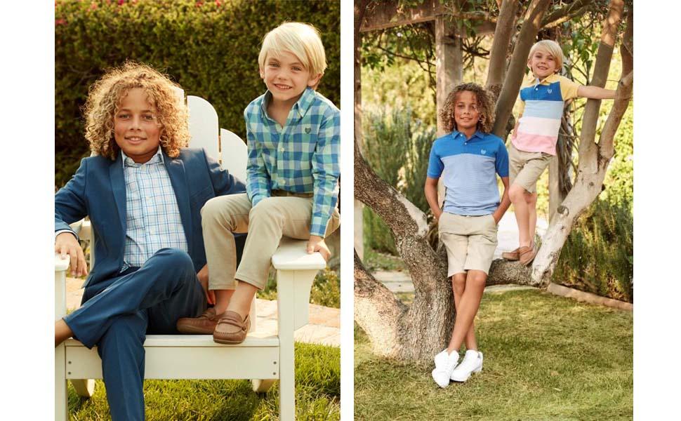 Chaps kids; RL Kids; sporty polos; boy polos; golf polos; kids golf wear; kids formal wear;chaps boy