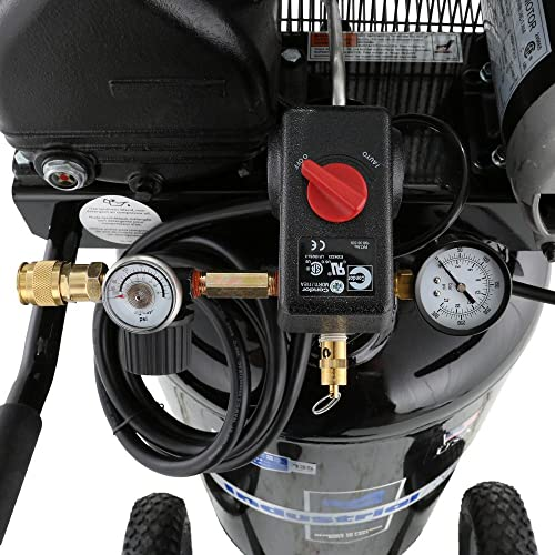 Industrial Air IL1682066.MN is one of the best air compressor for home garage