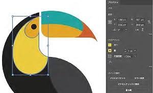 アートワークやテキストに対する様々なコントロールを1つのプロパティ パネルに集約。複数のパネルを開くことなく、属性の変更や詳細設定を 1箇所で行えるため、作業効率が大幅にアップします。