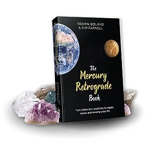 Mercury Retrograde Book Yasmin Boland
