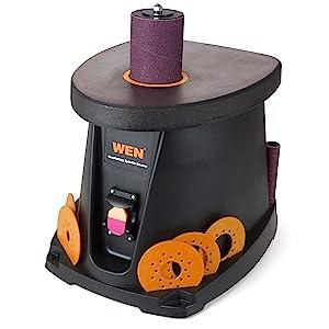 6510T Oscillating Spindle Sander
