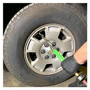 tire chuck for air compressor;  long tire chuck;  dual head tire inflator;  dual head tire chuck