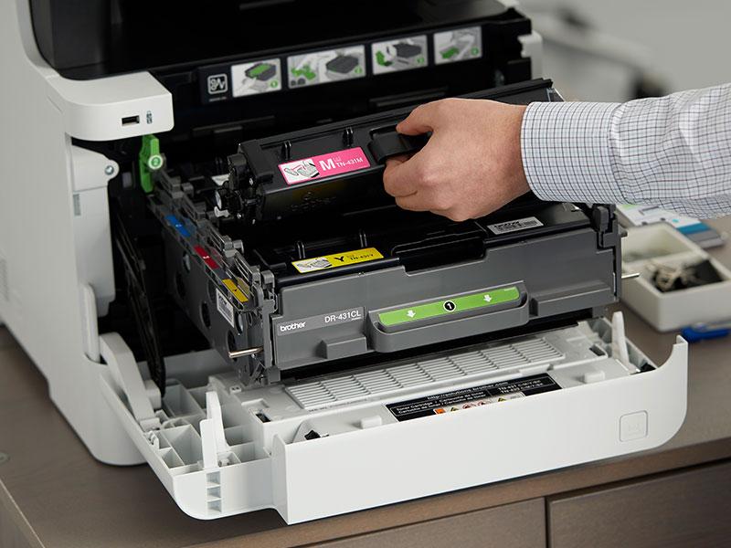 Dual Tray Printers
