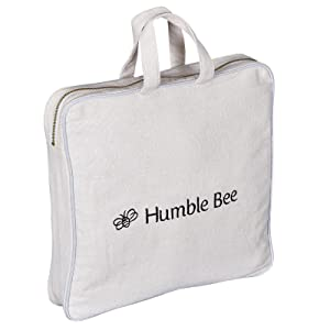 Humble Bee ventilated beekeeping suits come with a deluxe canvas carrying case