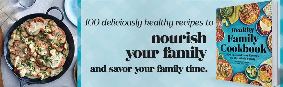 family cookbook, healthy cookbook, freezer meals cookbook, easy cookbook, healthy recipe book