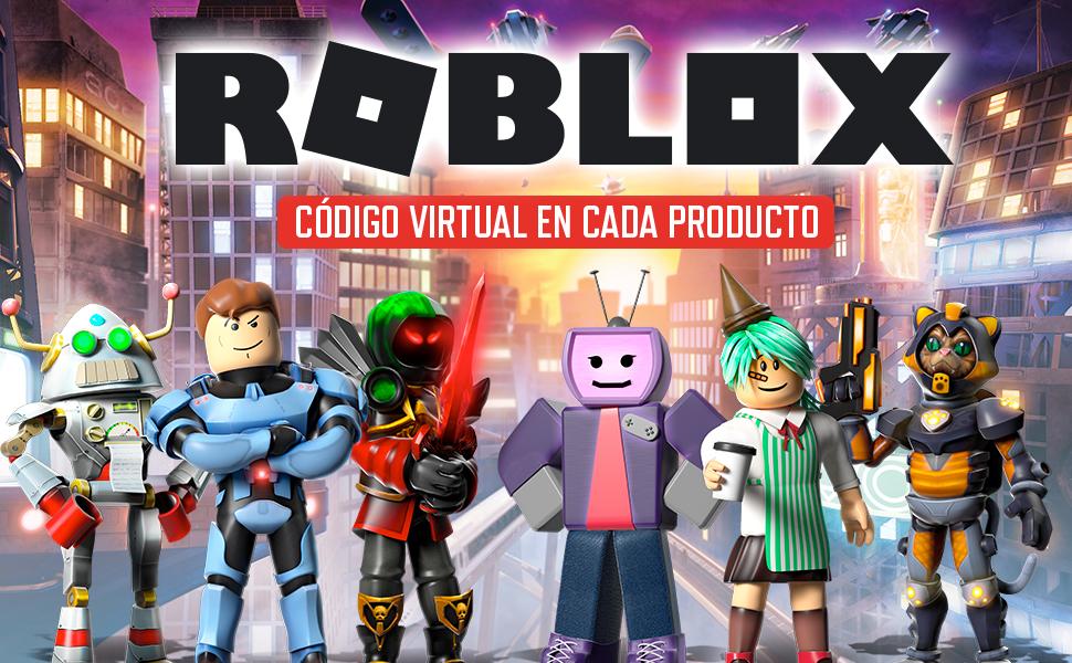ROBLOX, VIRTUAL CODES