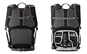Amazon.com: Lowepro Photo Hatchback BP 150 AW II Camera Backpack ...