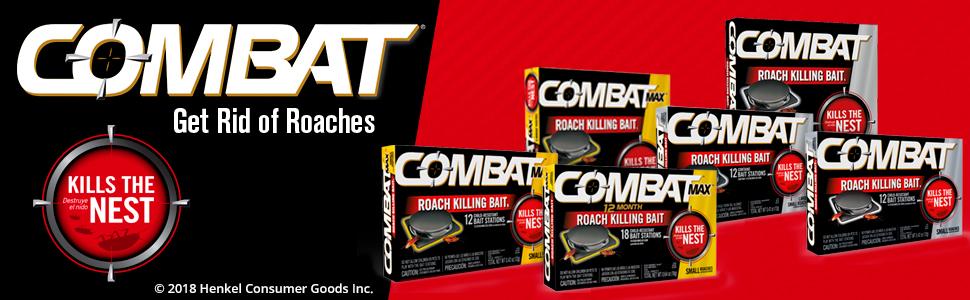 Combat Roach Bait