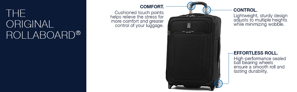 Amazon.com: Travelpro Crew Versapack Global Carry-on Exp ...