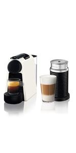 ネスレ ネスプレッソ nespresso コーヒーメーカー コーヒーマシン カプセル コーヒー エッセンサ ミニ バンドルセット エアロチーノ