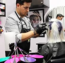 hair professional quality high-end salon spa style hairstyle design equipment tools commercial