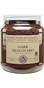 Dark Muscovado Canister