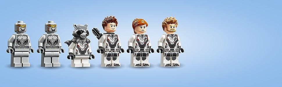 LEGO 76126 Ultimativer Avangers Marvel Avengers Ultimate Quinjet ...