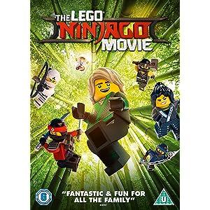 The Lego Ninjago Movie Dvd Digital Download 2017 Amazoncouk