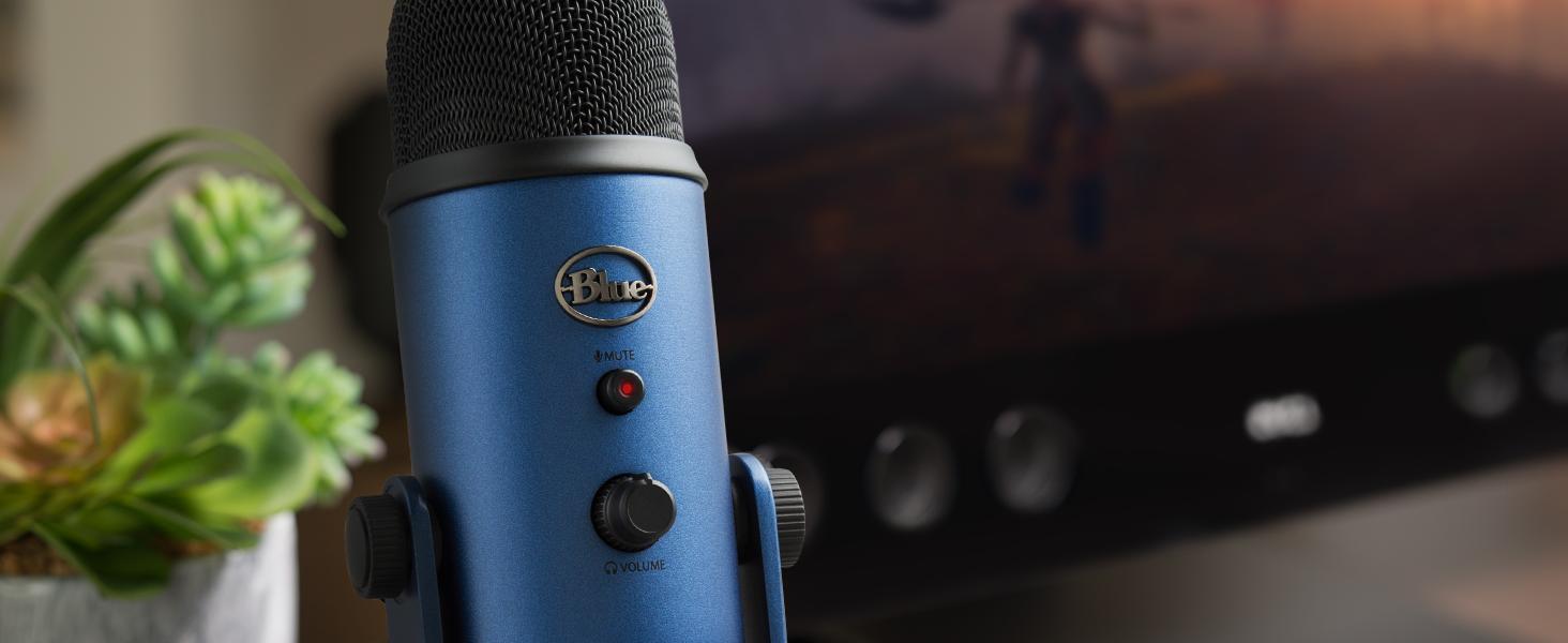 Blue Microphones Yeti - Micrófono USB para grabación y transmisión en PC y Mac, transmisión de juegos, llamadas de Skype, transmisión de Youtube, Plug and Play, color Plata: Amazon.es: Instrumentos musicales