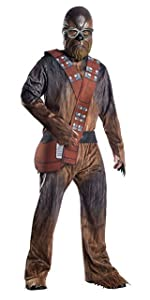 Deluxe Chewbacca Acult Costume