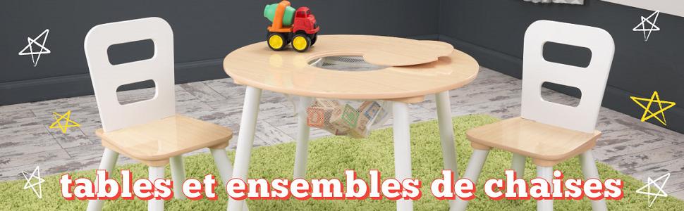 Meubles KidKraft, Meubles pour enfants KidKraft, Meubles en bois, Mobilier enfant