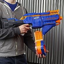 Hasbro Nerf E0438EU4 Nerf N-Strike Elite Infinus, voll