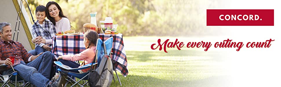 Concord Cookware Outdoor Banner